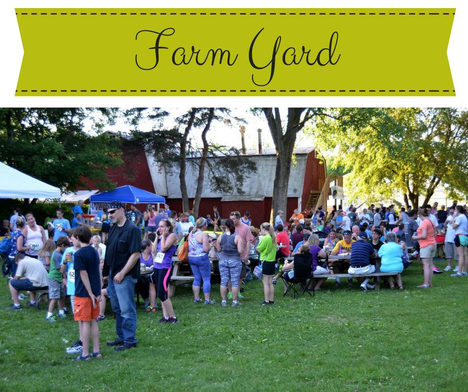 farm yard event