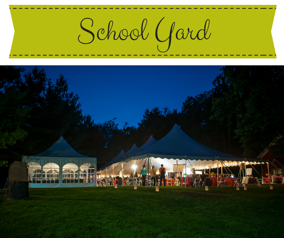 school yard event