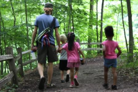 Volunteer trail guides needed