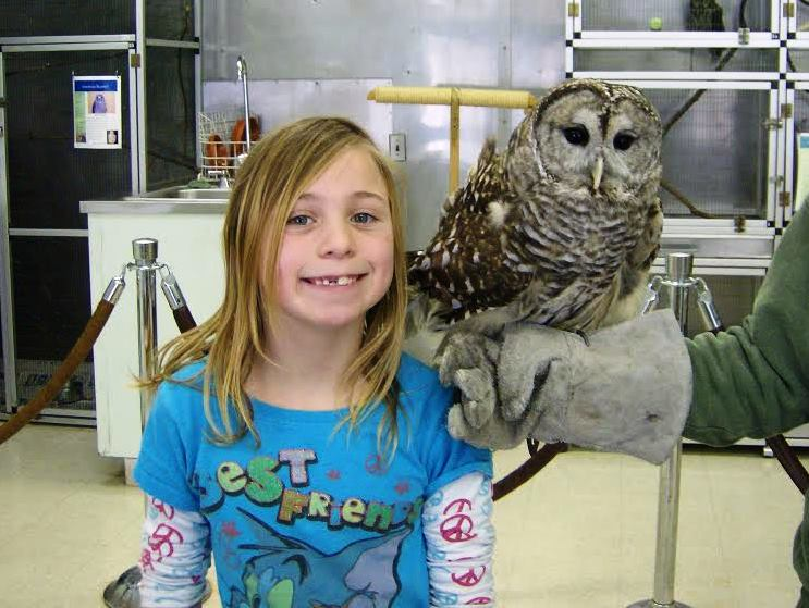 kid and owl