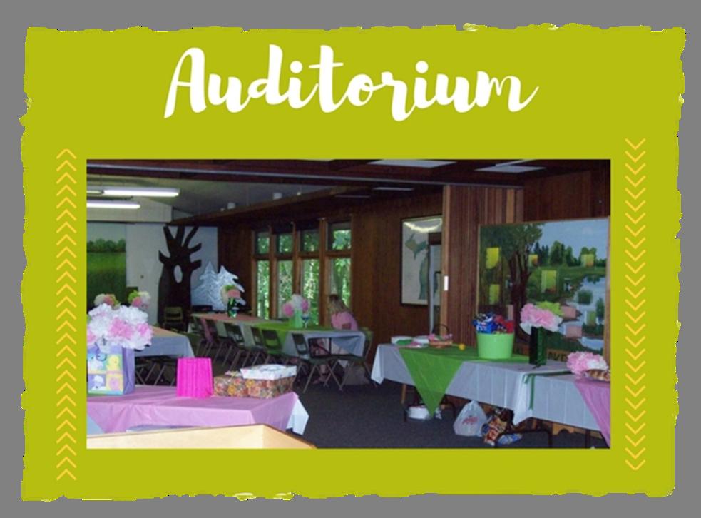 Rent Auditorium