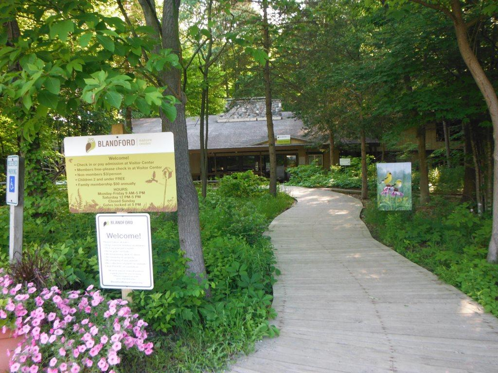 Visitor Center Admission
