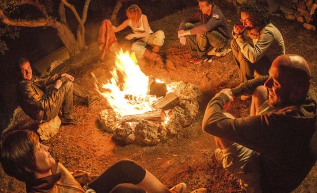 Riverside Raconteurs Storytelling Bonfires