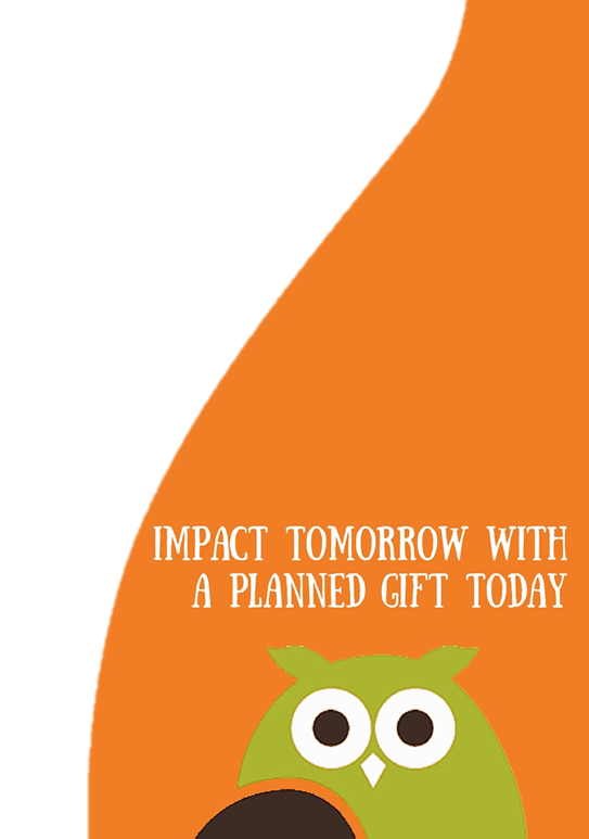 Impact Tomorrow with A Planned Gift Today