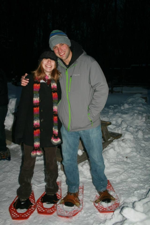 Snowshoe with Your Sweetie