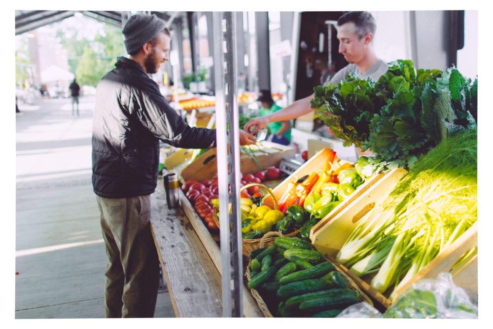 Fulton Street Famers Market
