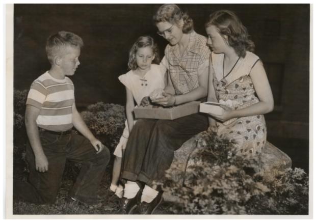 Mary Jane Dockeray Documentary Showing