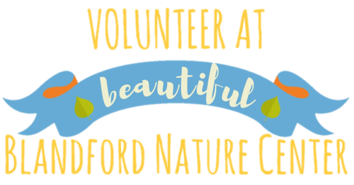 Blandford Nature Center Volunteer