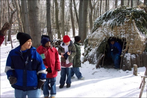 Winter Trail Guide Training