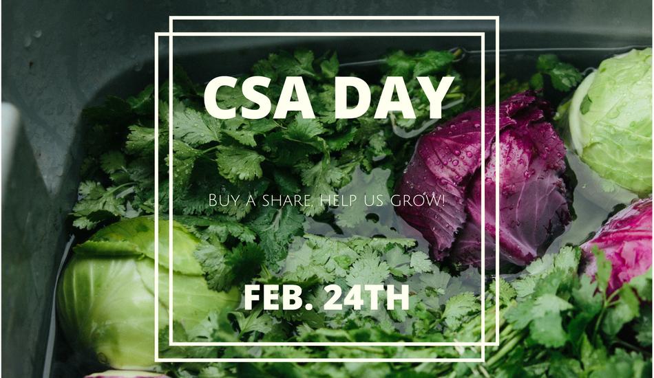 CSA Day