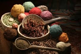 Natural Dyeing in the Kitchen
