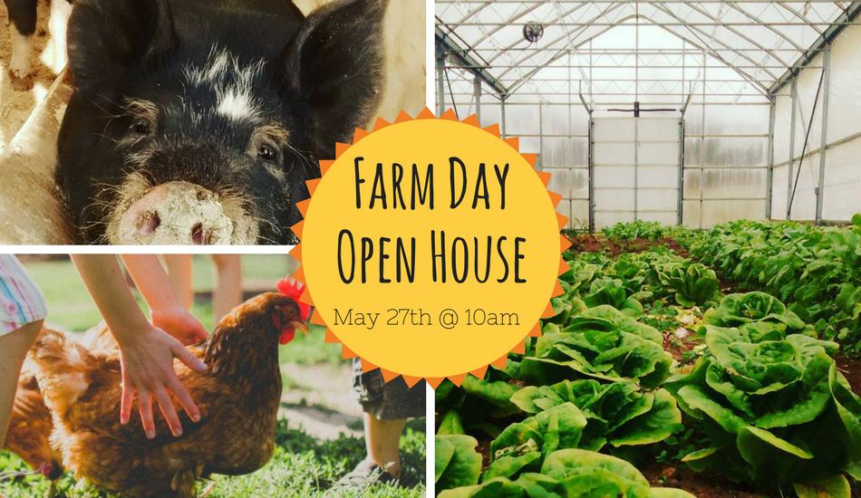 farm day open house