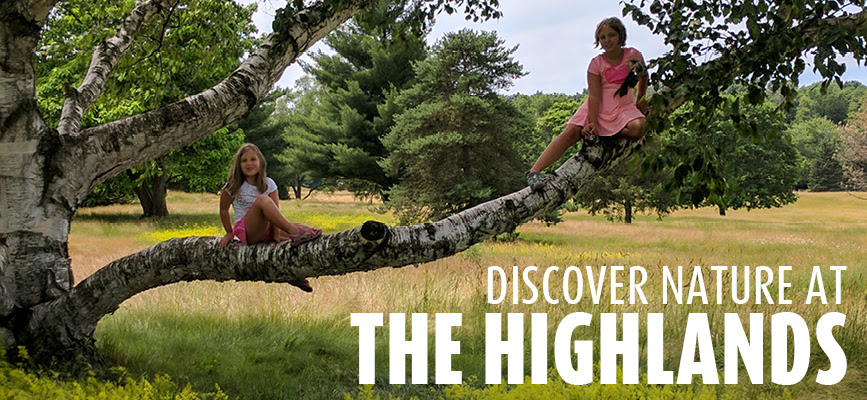discover nature at the higlands