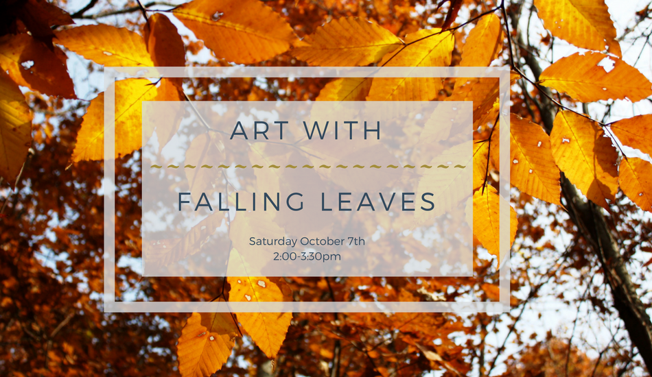 Art with Falling Leaves