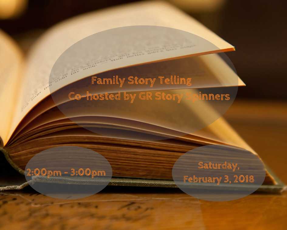 Family Story Telling