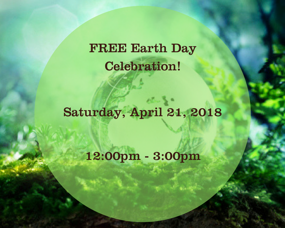 FREE Earth Day Celebration!