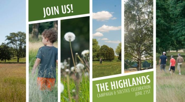 Highlands Campaign & Solstice Celebration