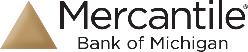 mercantile bank of Michigan logo