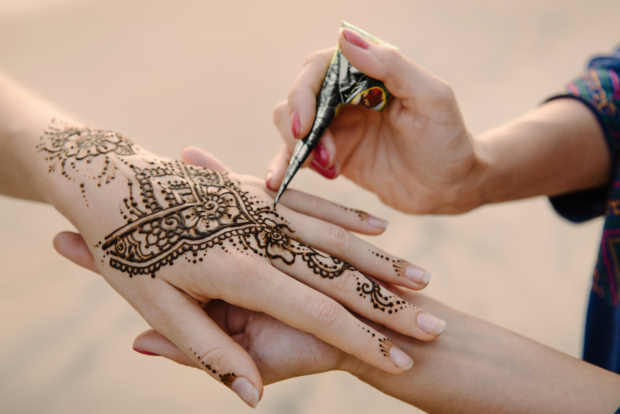 Henna Workshop Series: Part II