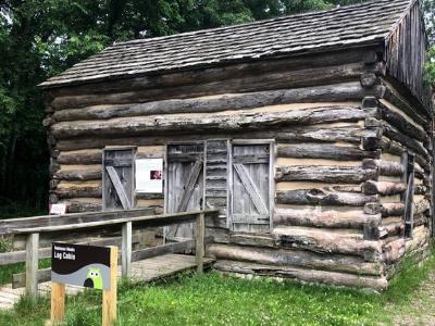 cabin at blandford