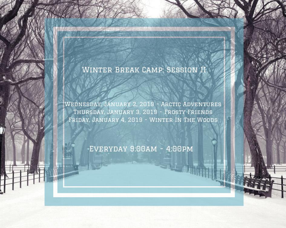 BNC winter Camp