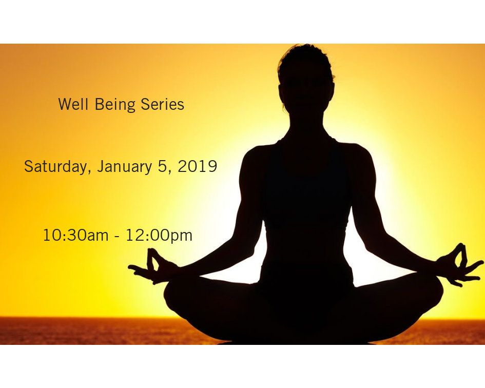 Well Being Series