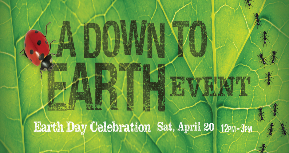 Earth Day Celebration Header