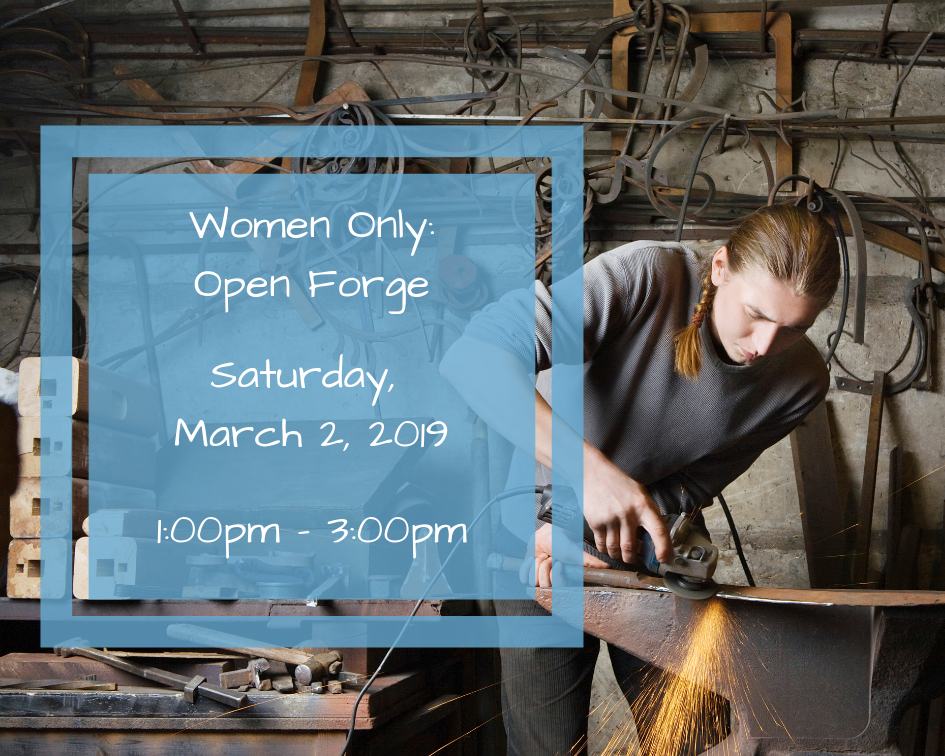 Women Open Forge