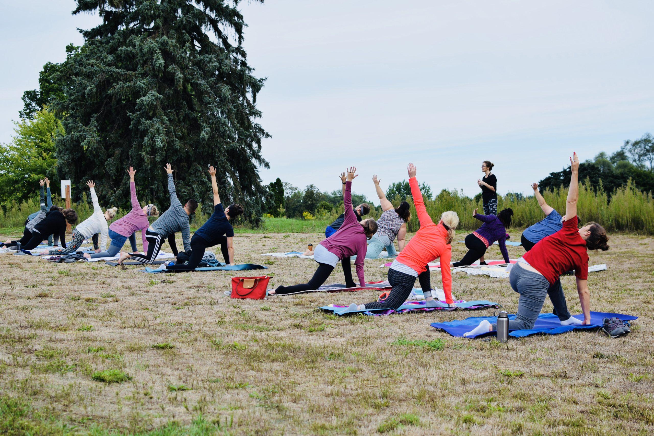 Yoga at Blandford