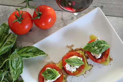 Fruit of the Vine – Tomatoes & Wine