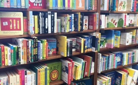 Board Book Barnyard: Winter