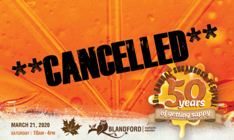 **CANCELLED** 50th Annual Sugarbush Festival