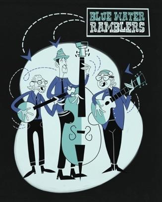 Bands at Blandford: The Blue Water Ramblers