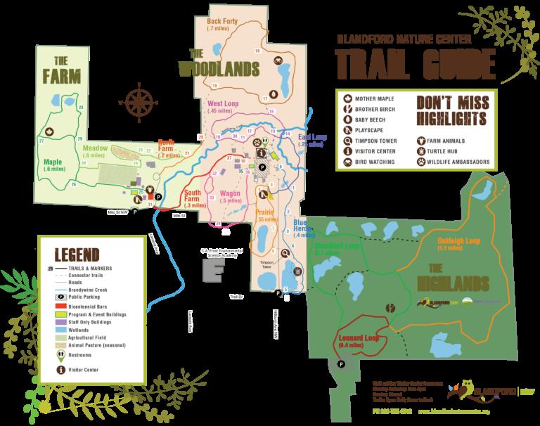 Resources Blandford Nature Center