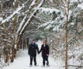 SOLD OUT! Snowshoe With Your Sweetie (2/13, 7:30-9pm)