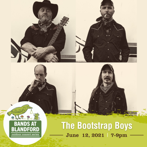SOLD OUT! Bands at Blandford | The Bootstrap Boys