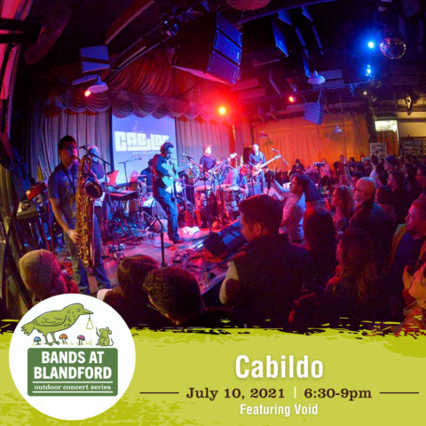 SOLD OUT: Bands at Blandford | Cabildo